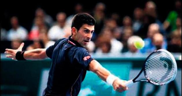 Djokovic 600. zaferiyle Paris'te şampiyon