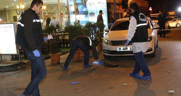 İstanbul'da silahlı saldırı