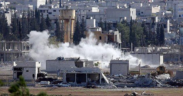Kobani'deki Peşmerge Komutanı Gerdi: IŞİD'i Sürekli bombalıyoruz