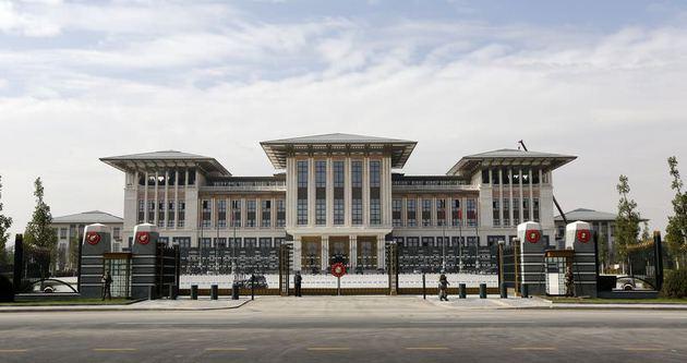Cumhurbaşkanlığı Sarayı'nda ilk davet