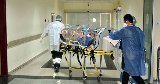 Hatay'da ebola alarmı
