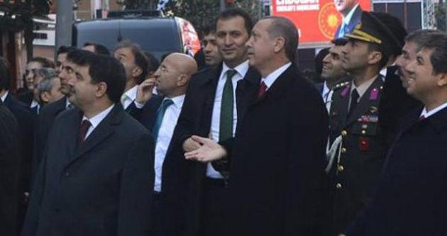 Erdoğan'ın tepki gösterdiği kişiler CHP'li çıktı