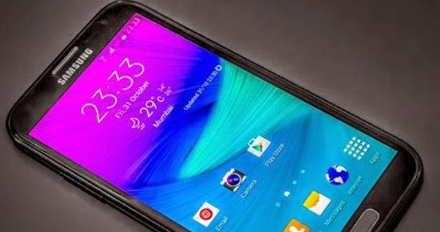 Galaxy Note 2, Note 4 gibi oldu
