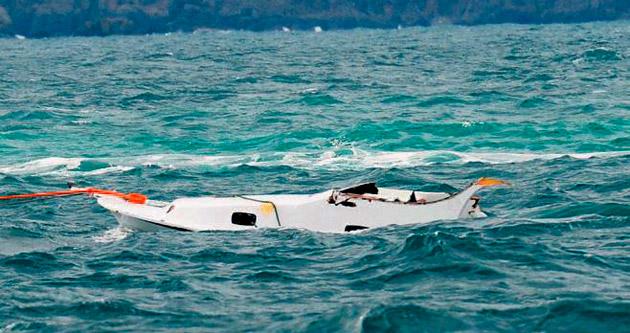 8 kişilik tekne 37 göçmene mezar oldu