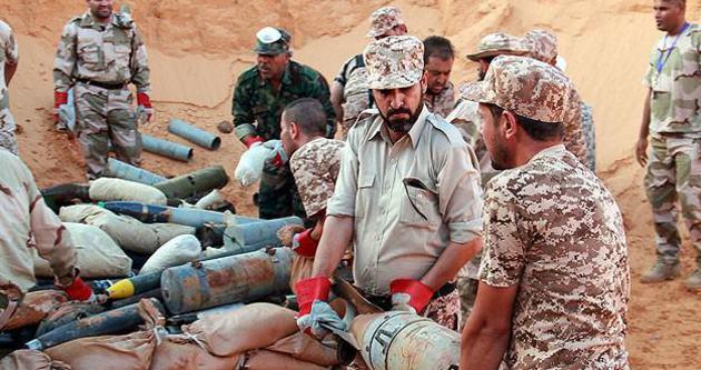 Libya'da şiddet can aldı