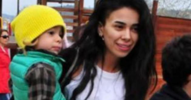 Asena Erkin oğlu Çınar için Instagram hesabı açtı