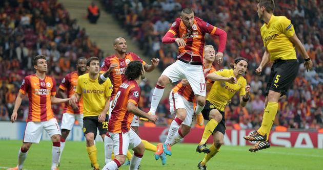 Galatasaray son kozunu oynuyor