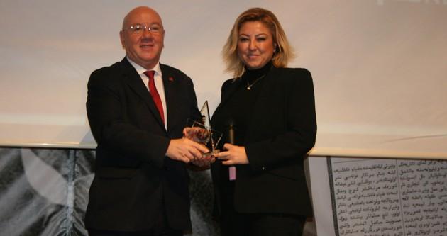 Yeni Asır, Yılın Gazetesi seçildi