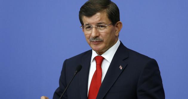 Davutoğlu HDP'li yöneticiye yapılan saldırıyı değerlendirdi
