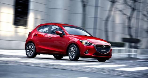 Mazda2'nin motor seçenekleri belli oldu