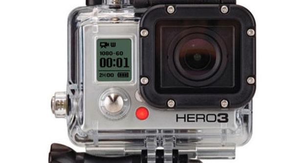 Ucuz aksiyon kameraları yolda