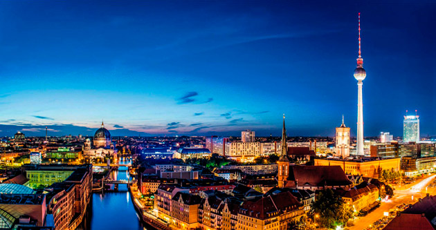 Berlin: Hayalleri süsleyen şehir