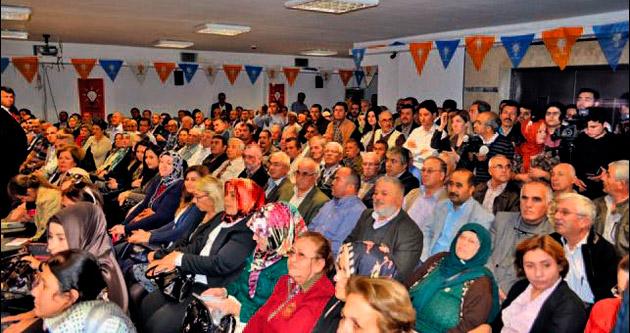 'Antalya'dan umutluyuz'