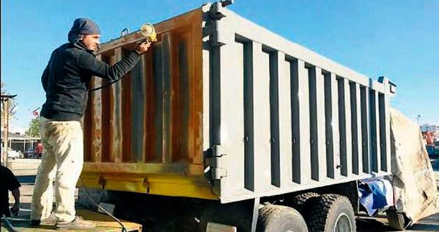 Ceyhan'da eski araçlar yenileniyor