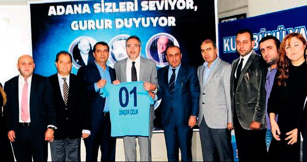 Adana Demirspor'a TEMSA sponsor oldu