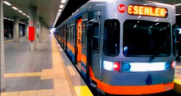 Havalimanı metrosu Marmaray'a bağlanıyor