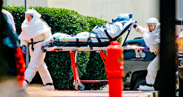 Ebola ABD'lilerin rüyalarına girdi