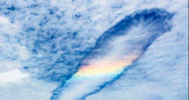 'Gökyüzü deliği' şaşkınlık yarattı