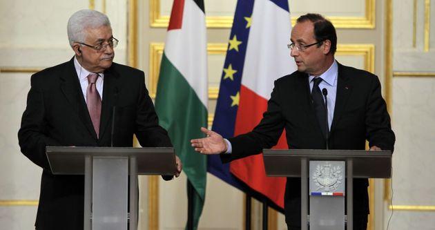Fransa, Filistin için harekete geçiyor