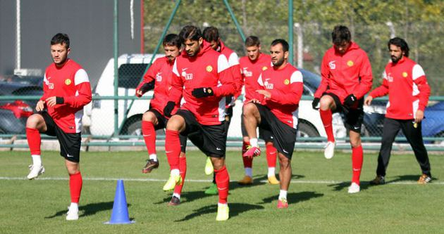 Eskişehirspor galibiyete hasret