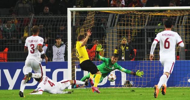 Galatasaray'dan kötü seri