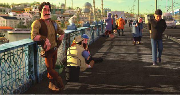 Türkiye'nin ilk 3D animasyonu vizyona çıkıyor