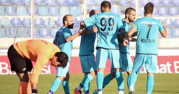 Adana Demirspor rahat turladı