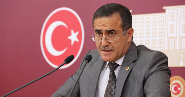 CHP'li İhsan Özkes sansür istedi