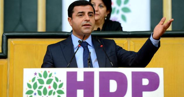 Demirtaş'tan çok kritik çözüm süreci açıklaması