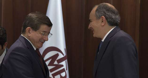 Başbakan ve Başçı ne konuştu?