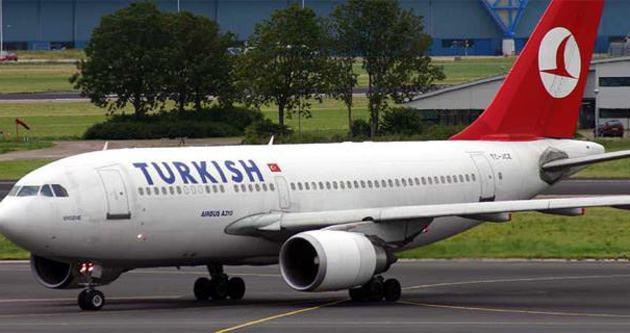 THY'nin İzmir uçağında bomba alarmı