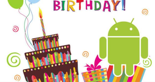 Android, 7 yaşına girdi