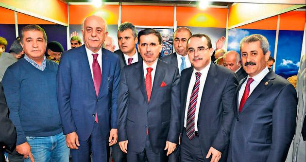 İskenderun rüzgarı Ankara'yı salladı