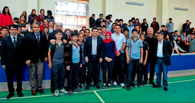 Kepez'in geleceği gençlere emanet
