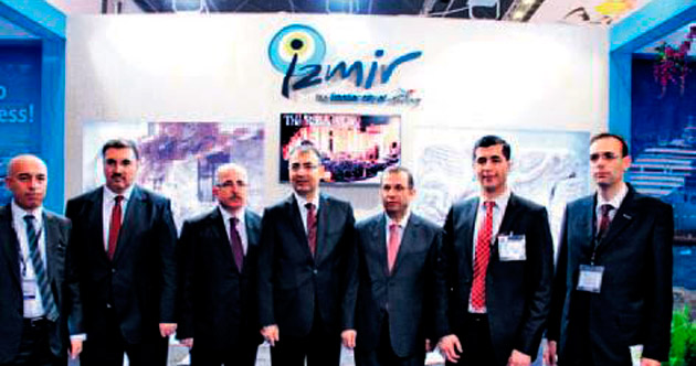 İzmir, Londra Fuarı'nda tanıtıldı