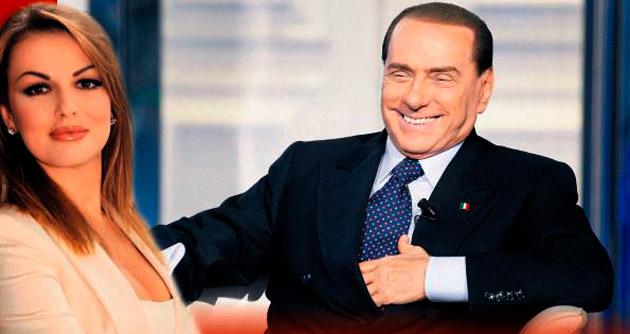 Berlusconi ile ilişkisinin kitabını yazdı