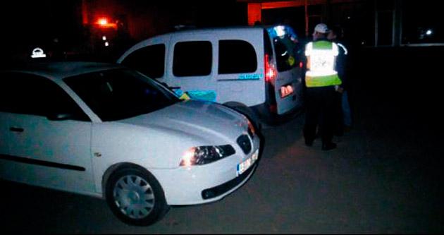 Polise pompalıyla saldırı: 2 yaralı
