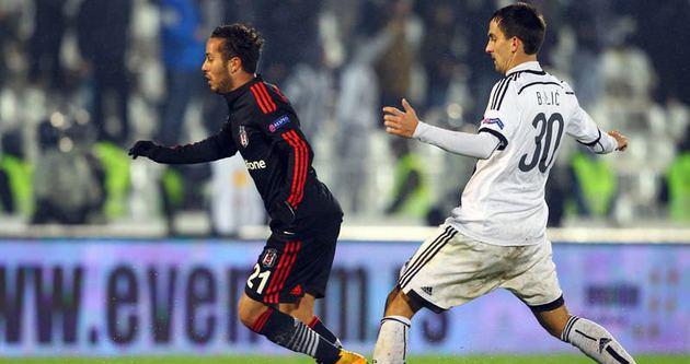 Partizan'dan Beşiktaş'a tehdit!