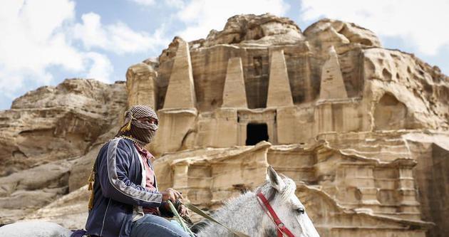 Dağların arasındaki harika eser Petra