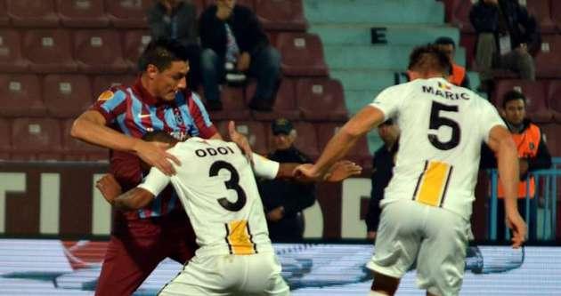 Lokeren - Trabzonspor maçı hangi kanalda?