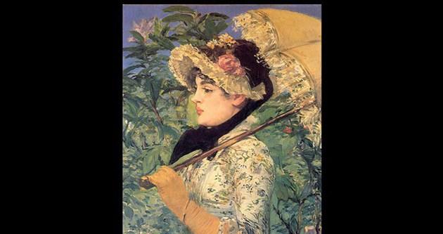 Manet'nin İlkbahar tablosu satıldı