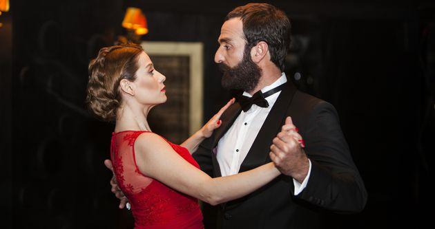 Kertenkele'de nefes kesen tango