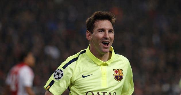 Rekorların adamı Messi