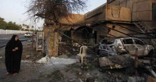 Irak polisine bombalı saldırı