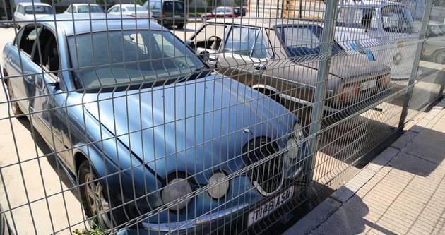 Çalıntı araçların son durağı: Cilvegözü