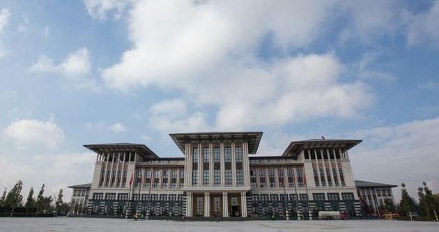 Cumhurbaşkanlığı Sarayı açıklaması