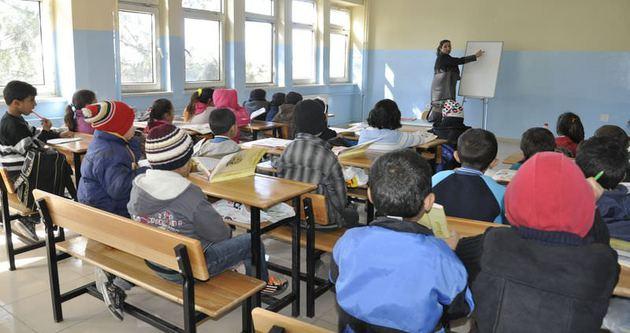 Suriyeli öğrencilere eğitim imkanı
