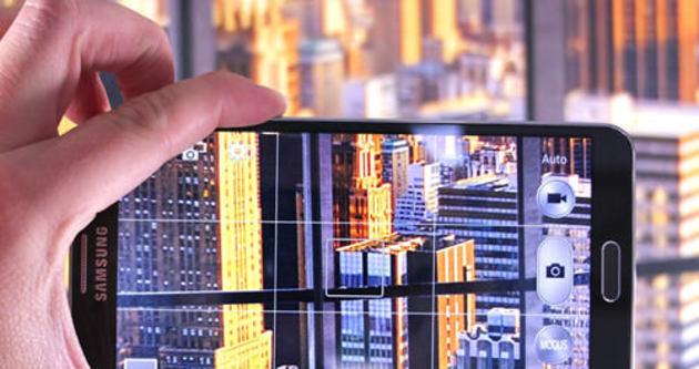 Galaxy Note 4'ün kamerasının sevilen özellikleri