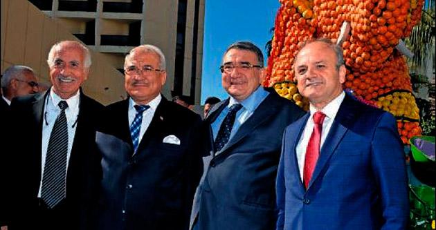 Narenciye festivali Mersin'e yakışacak