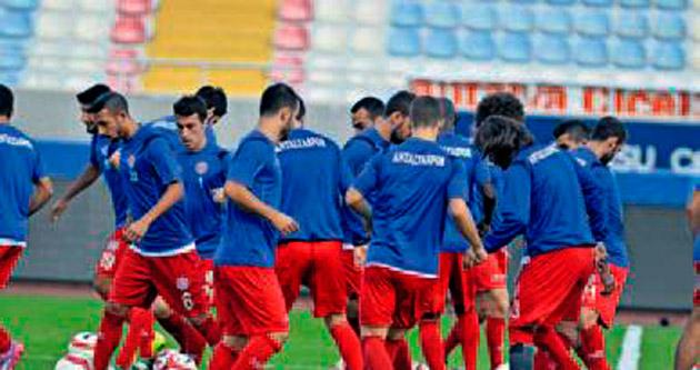 Antalyaspor bugün Manisa'ya gidiyor